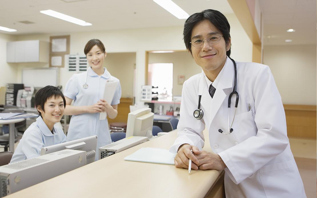 暮らしやすい宮崎県で多職種の医療人とともに<br /> 外科医療の実現に挑む